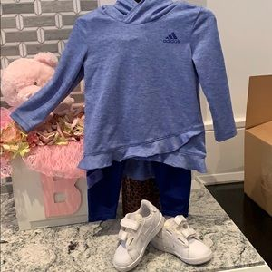 Adidas jogging suit for 18 months